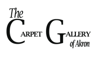 The Carpet Gallery logo for website